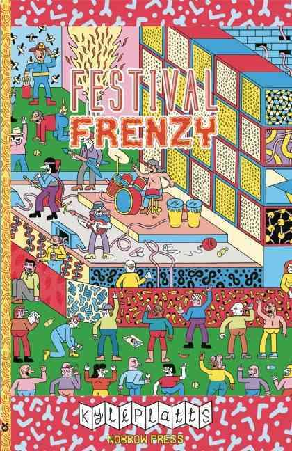 Festival Frenzy By Platts, Kyle (ILT)